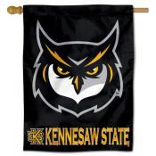KSU Owls Banner Flag