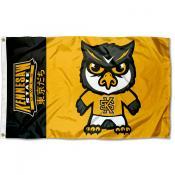 KSU Owls Kawaii Tokyodachi Yuru Kyara Flag