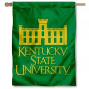 KSU Thorobreds House Flag