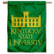KSU Thorobreds House Flag