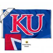 KU Small 2'x3' Flag