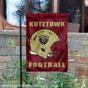 Kutztown University Helmet Yard Flag