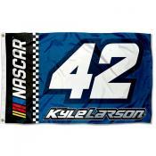 Kyle Larson 3x5 Large Banner Flag