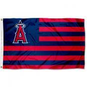LA Angels Nation Flag