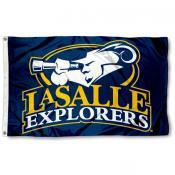 La Salle Explorers  Flag