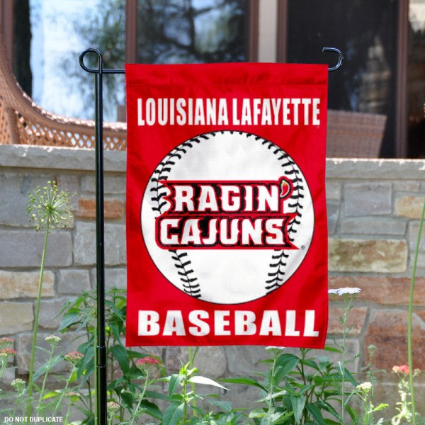 Lafayette Baseball Garden Flag is 13x18 inches in size, is made of 2-layer polyester, screen printed Lafayette Baseball athletic logos and lettering. Available with Same Day Express Shipping, Our Lafayette Baseball Garden Flag is officially licensed and approved by Lafayette Baseball and the NCAA.