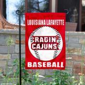 Lafayette Baseball Garden Flag