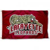 Lafayette Leopards  Flag