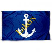 Lake Superior State Lakers Flag