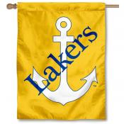 Lake Superior State Lakers House Flag