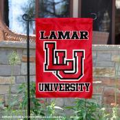 Lamar Cardinals Garden Flag