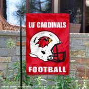 Lamar Cardinals Helmet Yard Garden Flag
