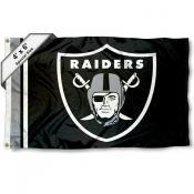 Las Vegas Raiders 4x6 Flag