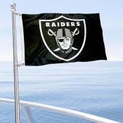 Las Vegas Raiders Boat and Nautical Flag