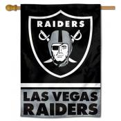Las Vegas Raiders Double Sided House Banner