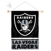 Las Vegas Raiders Window and Wall Banner