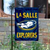 LaSalle University Garden Flag