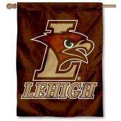 Lehigh Mountain Hawks Banner Flag