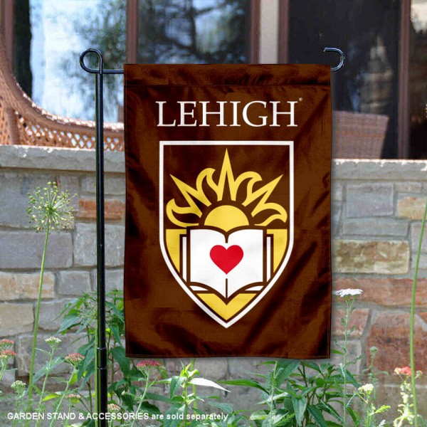 Lehigh Mountain Hawks Wordmark Logo Garden Flag is 13x18 inches in size, is made of 2-layer polyester, screen printed university athletic logos and lettering, and is readable and viewable correctly on both sides. Available same day shipping, our Lehigh Mountain Hawks Wordmark Logo Garden Flag is officially licensed and approved by the university and the NCAA.