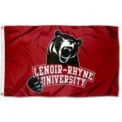 Lenoir Rhyne Bears Flag