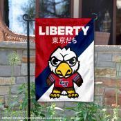 Liberty University Tokyo Dachi Mascot Yard Flag