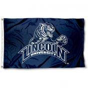 Lincoln Blue Tigers Flag