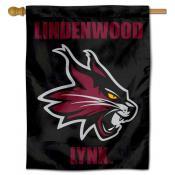 Lindenwood Lions Double Sided House Flag