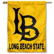 Long Beach State 49ers Banner Flag