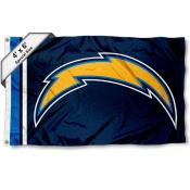 Los Angeles Chargers 4x6 Flag