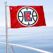 Los Angeles Clippers Boat and Nautical Flag