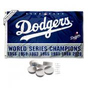 Los Angeles Dodgers  Tack Wall Pads