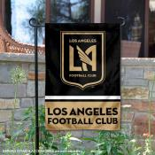 Los Angeles Football Club Garden Flag