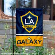 Los Angeles Galaxy Garden Flag