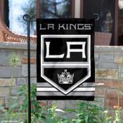 Los Angeles Kings Garden Flag