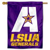 Louisiana Alexandria Generals Double Sided House Flag