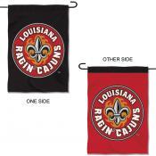 Louisiana Lafayette Ragin Cajuns Garden Flag