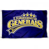 Louisiana State Alexandria 3x5 Flag