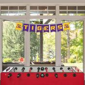 Louisiana State LSU Tigers Banner String Pennant Flags