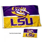 Louisiana State LSU Tigers Double Sided Flag