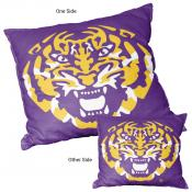 Louisiana State LSU Tigers Double Sided Pillow