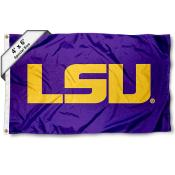 Louisiana State University 4x6 Flag