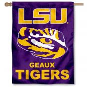 Louisiana State University House Flag