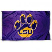 Louisiana State University Polyester Flag