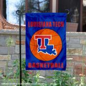 Louisiana Tech Bulldogs Basketball Garden Banner
