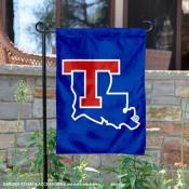 Louisiana Tech Bulldogs Garden Flag
