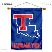 Louisiana Tech Bulldogs Wall Banner