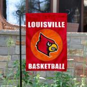 Louisville Cardinals Basketball Garden Banner