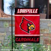 Louisville Cardinals Garden Flag