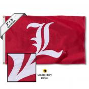 Louisville Cardinals Small 2'x3' Flag