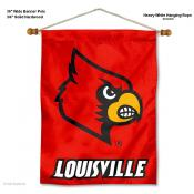 Louisville Cardinals Wall Banner